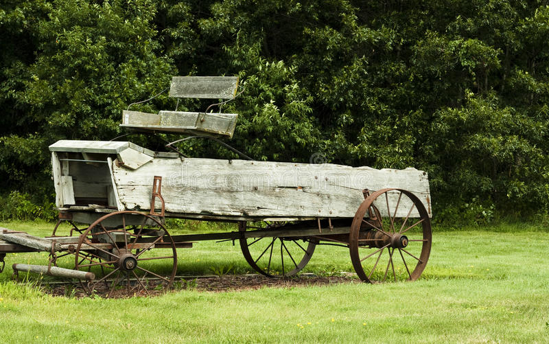 Download Vintage manure spreader stock image. Image of drawn, speader - 20910225