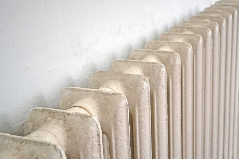Download Vintage Massive Central Heating Radiator (battery) Stock Image - Image: 32225621