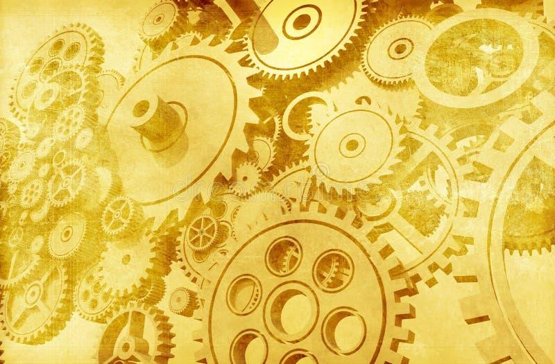 Download Vintage Mechanics Backdrop stock photo. Image of gears - 33977184