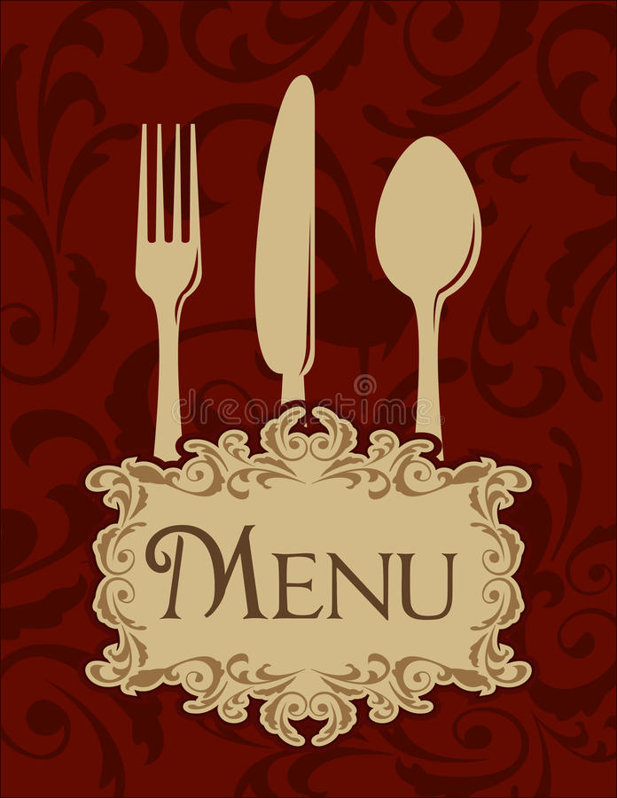 Free Vintage Menu Stock Images - 13717974
