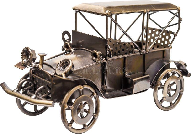 Download Vintage Metal Car stock image. Image of aluminium, cabriolet - 26516729