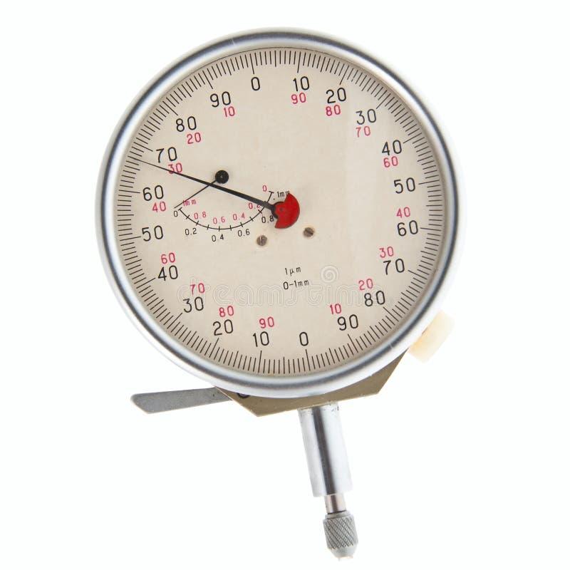 Download Vintage micrometer stock image. Image of object, measurement - 23646299