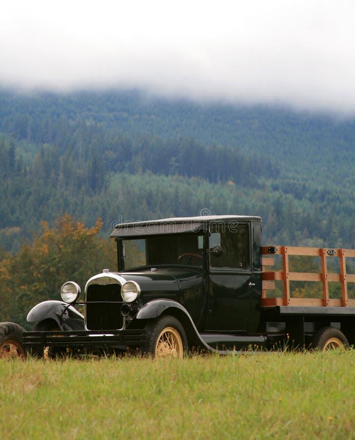 Vintage Model T Truck Royalty Free Stock Photos