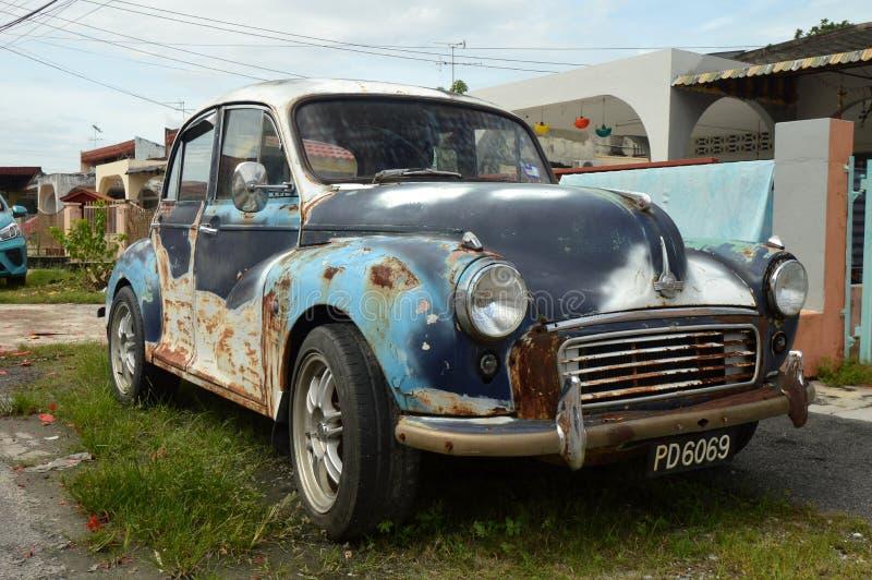 Vintage Morris Maina imagens de stock