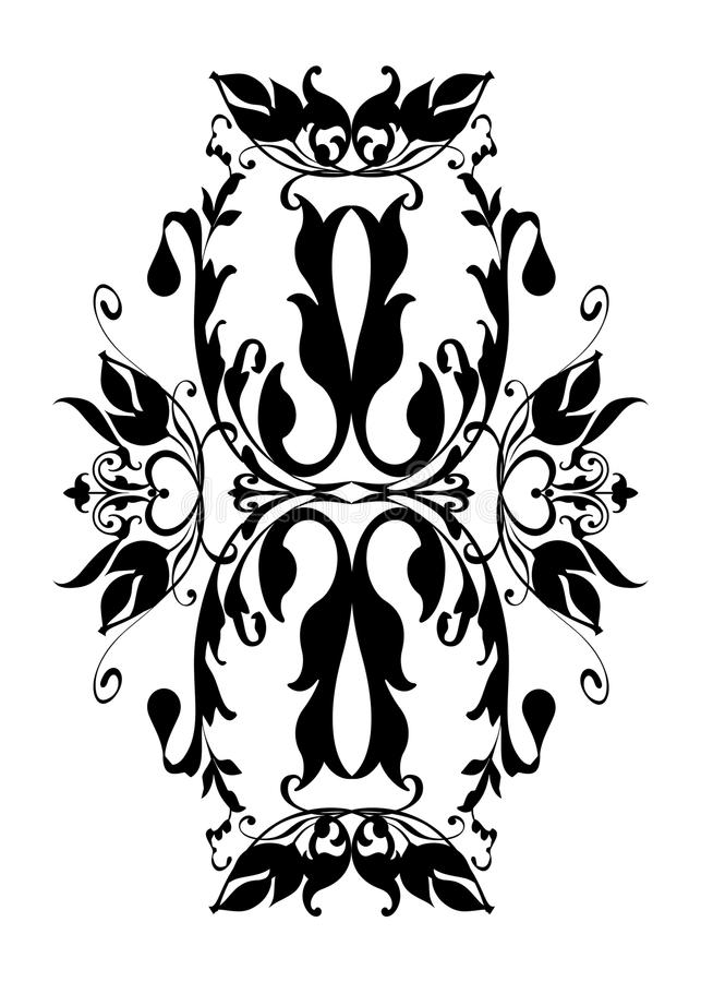 Vintage motif royalty free stock photography