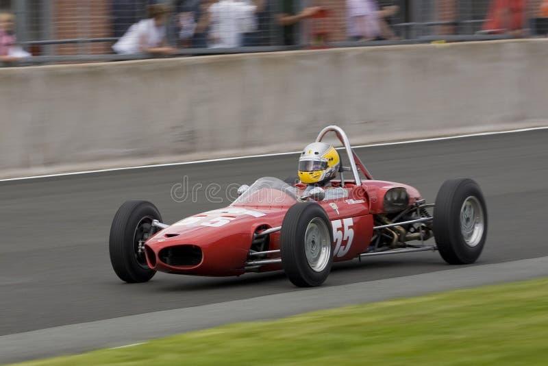 Vintage Motorsport Editorial Image