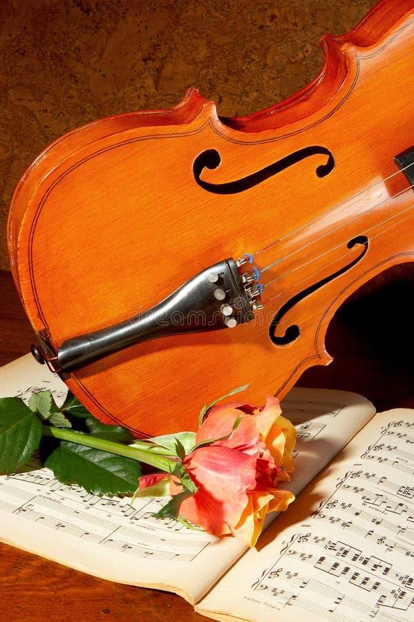 Vintage music royalty free stock image