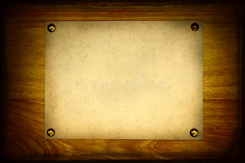 Vintage Notice Board Stock Photo Image Of Note Brown