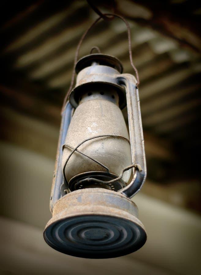 Free Vintage Oil Lamp Stock Image - 7531181