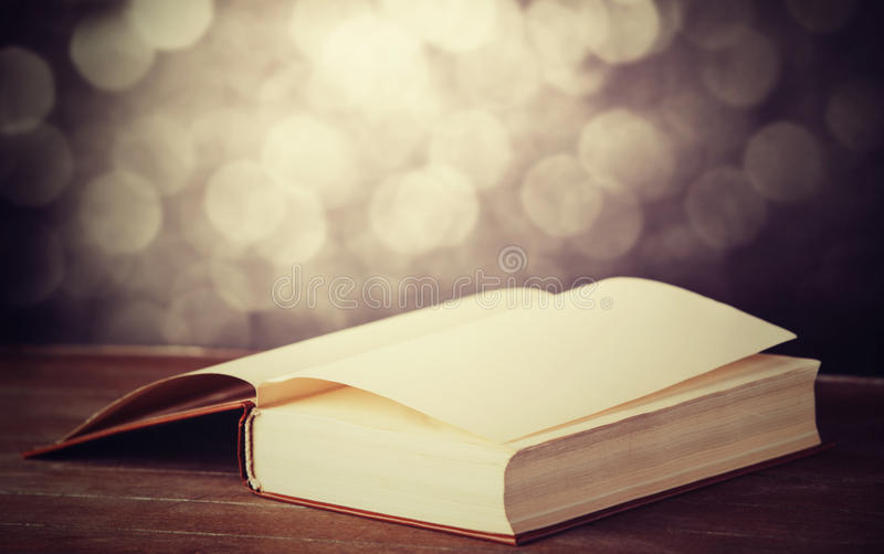 Vintage old books royalty free stock photography