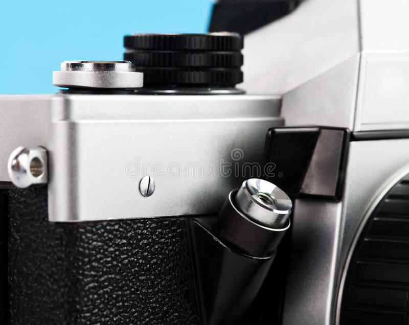 Download Vintage Old Film Photo-camera Stock Photo - Image: 32049462