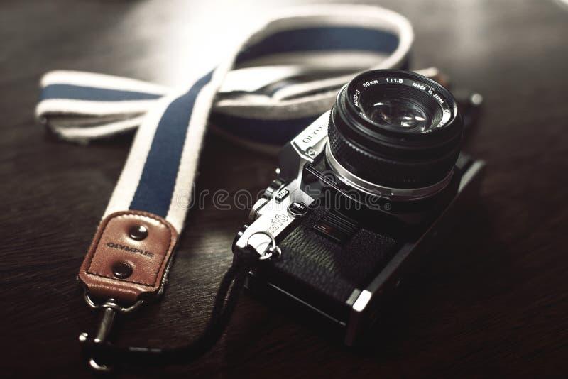 Vintage Olympus Camera Free Public Domain Cc0 Image
