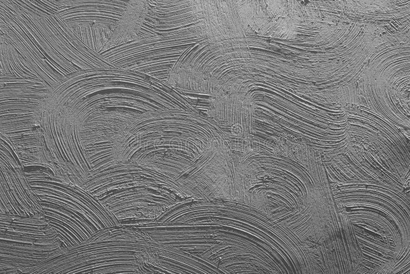 Vintage ou fundo sujo da textura Venetian do estuque como a parede do teste padrão imagem de stock