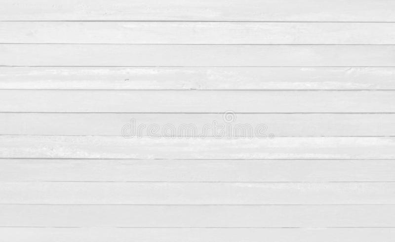 Vintage painted wooden wall background, texture of white grey color with old natural pattern for design art work royalty free stock photo
