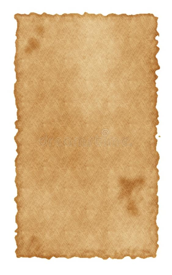 Download Vintage paper stock illustration. Image of macro, burnt - 21406405