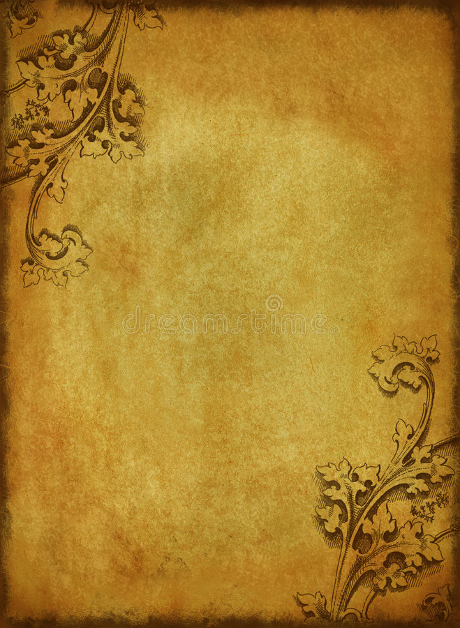 Free Vintage Paper Royalty Free Stock Image - 4426926