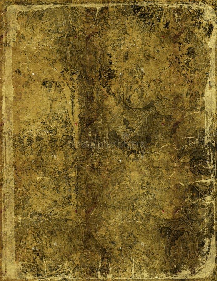 Download Vintage paper background stock illustration. Illustration of brown - 12376029