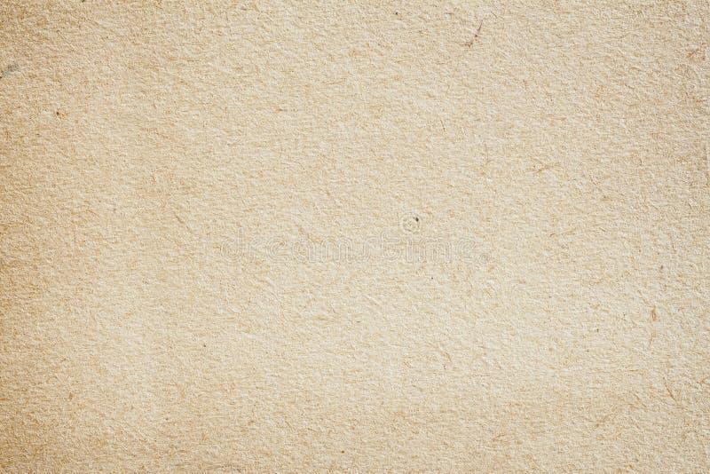 Vintage-Papier Textur-Karton Hintergrund dicht Recyclingfähiges Material, einschließlich Zellulose stockfotografie