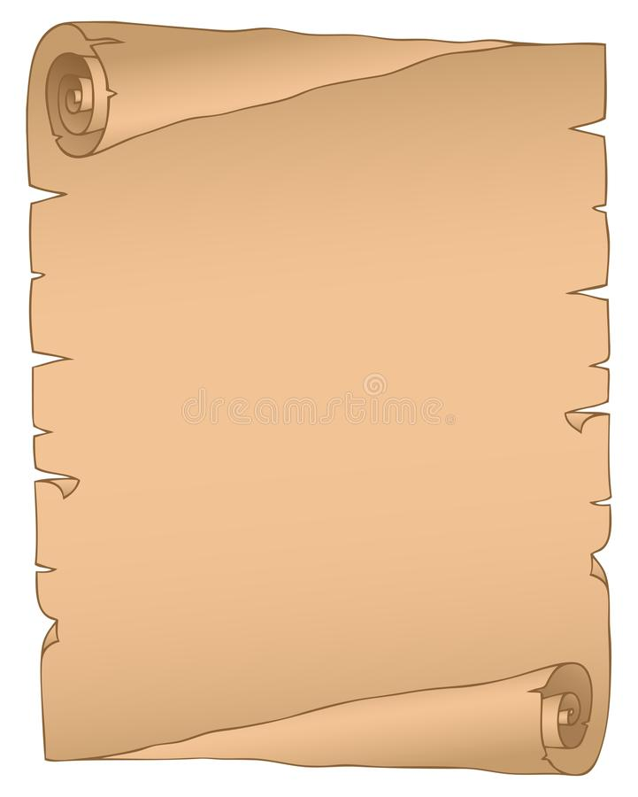 Download Vintage parchment image 2 stock vector. Illustration of page - 24978617