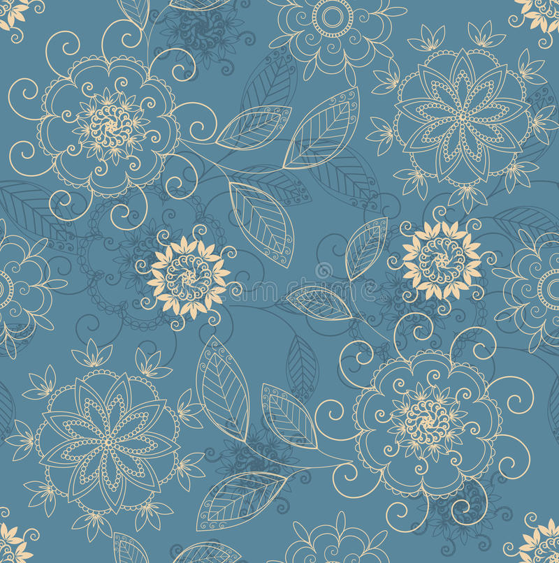 Free Vintage Pattern Stock Photography - 17987652