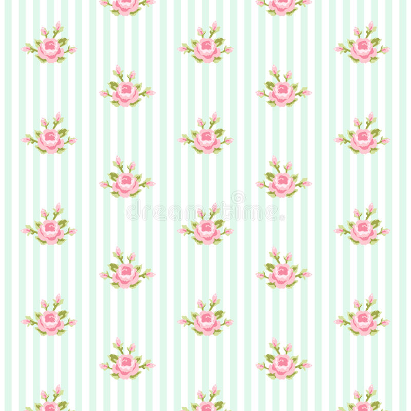 Download Vintage Pattern 3 Stock Vector Illustration Of Fabric