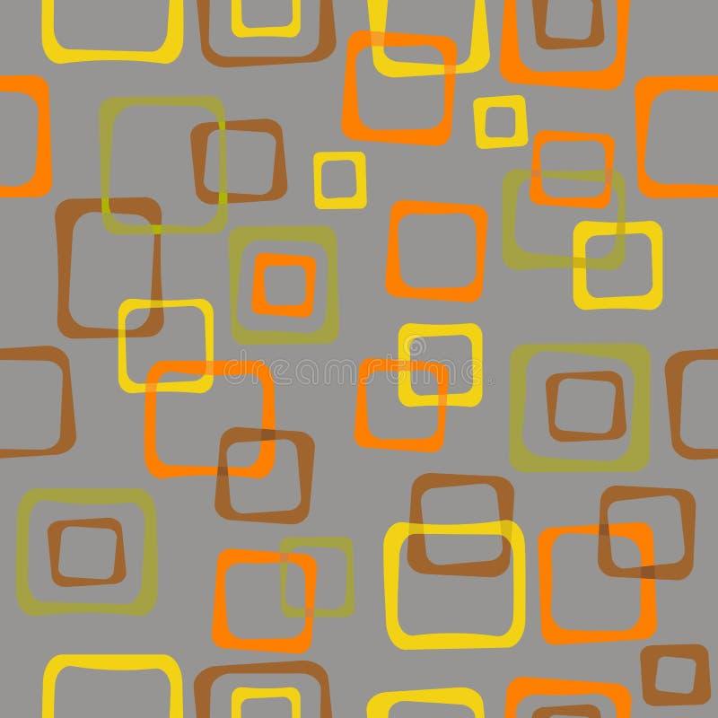 Vintage pattern - vector. Vintage pattern, bacground - 2d vector stock illustration