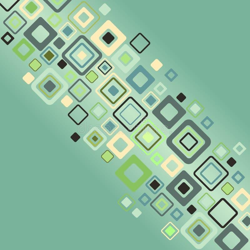 Vintage pattern - vector. Vintage pattern - 2d color vector stock illustration