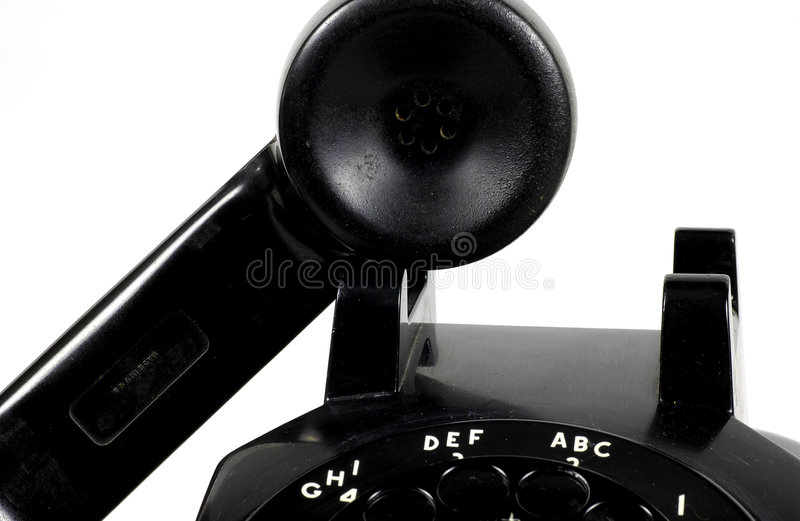 Download Vintage Phone stock image. Image of headset, call, receiver - 108489