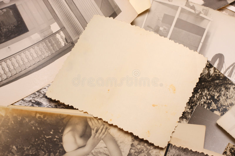 Vintage Photo. royalty free stock photography