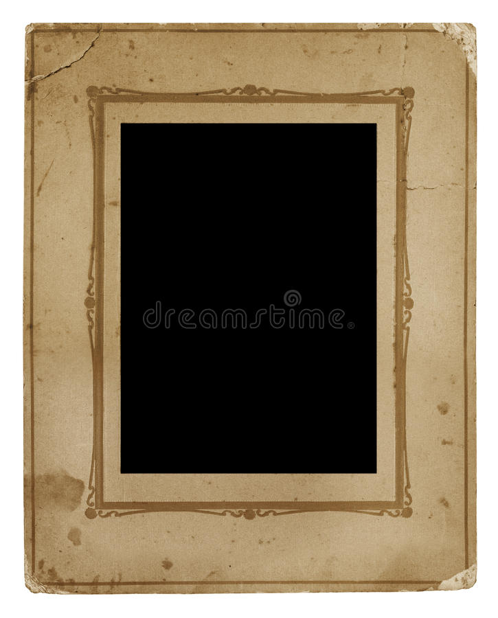 Download Vintage Photo Frame Royalty Free Stock Photo - Image: 14854945