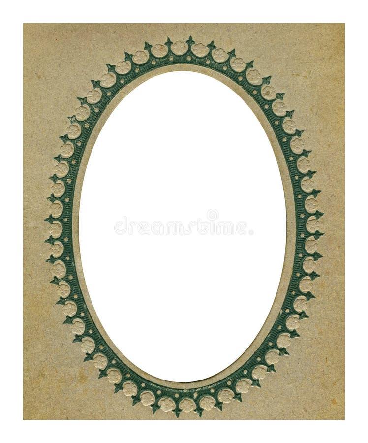 Download Vintage photo frame stock image. Image of frame, fashioned - 4259151
