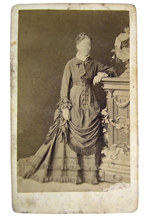 Download Vintage Photo Of Women Royalty Free Stock Photography - Image: 6006897