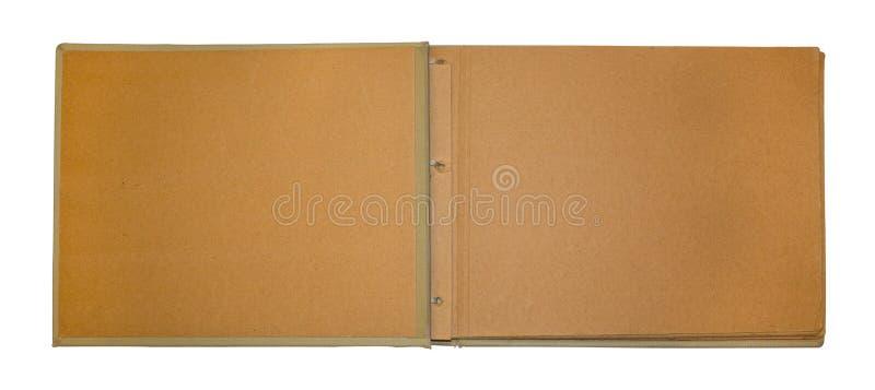 Download Vintage Photoalbum For Photos Stock Illustration - Illustration of background, adhesive: 25040814