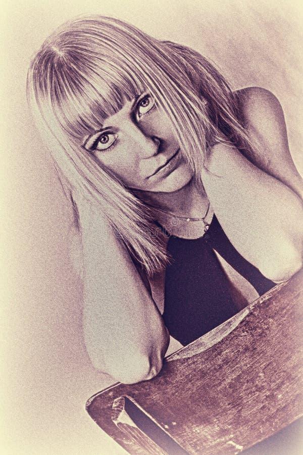 Download Vintage Photos Of Girls Royalty Free Stock Image - Image: 24883766