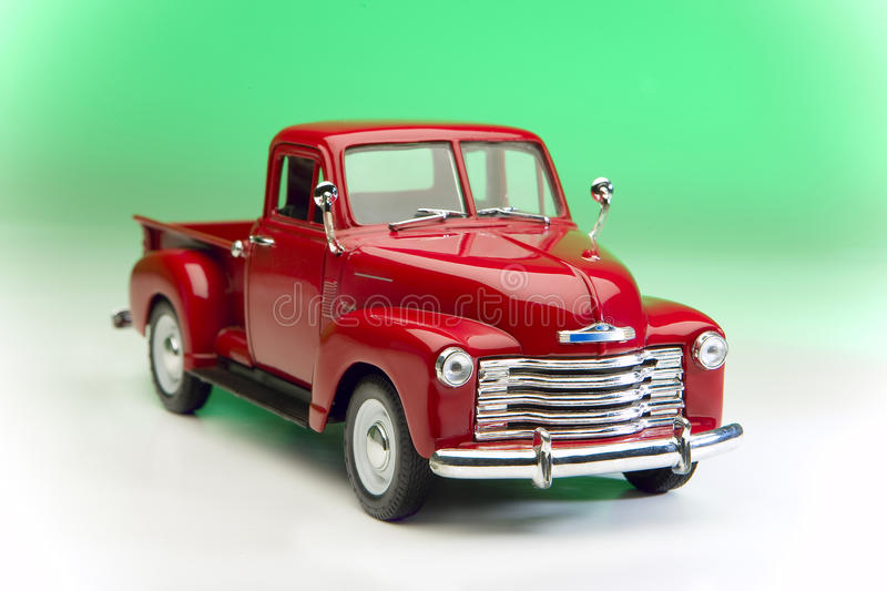 Vintage pickup truck royalty free stock image
