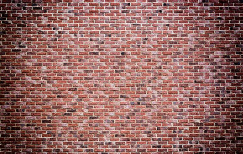 Vintage pink, black and red brick wall background texture. Architecture grunge detail abstract theme. Home, office or loft design. Backdrop style royalty free stock image