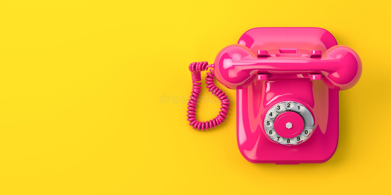 Pink Telephone Clipart #1863540 - PNG Images - PNGio