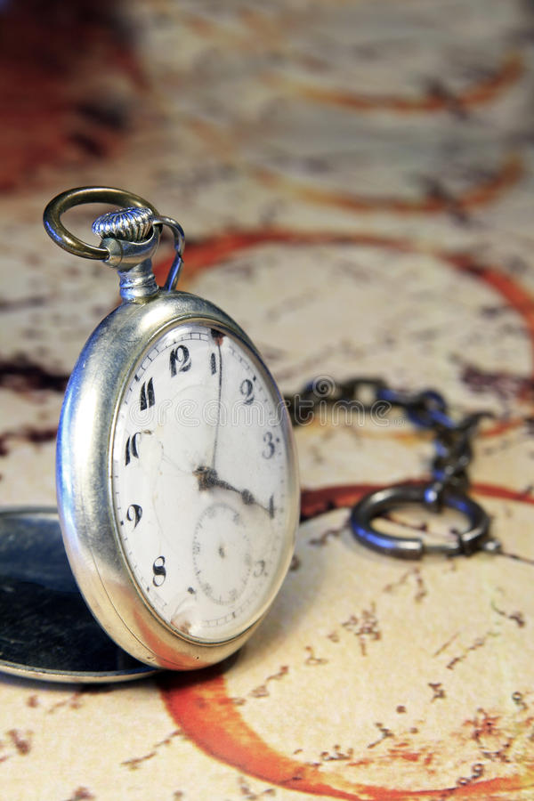 Download Vintage pocket-watch stock photo. Image of classic, pocket - 20869960