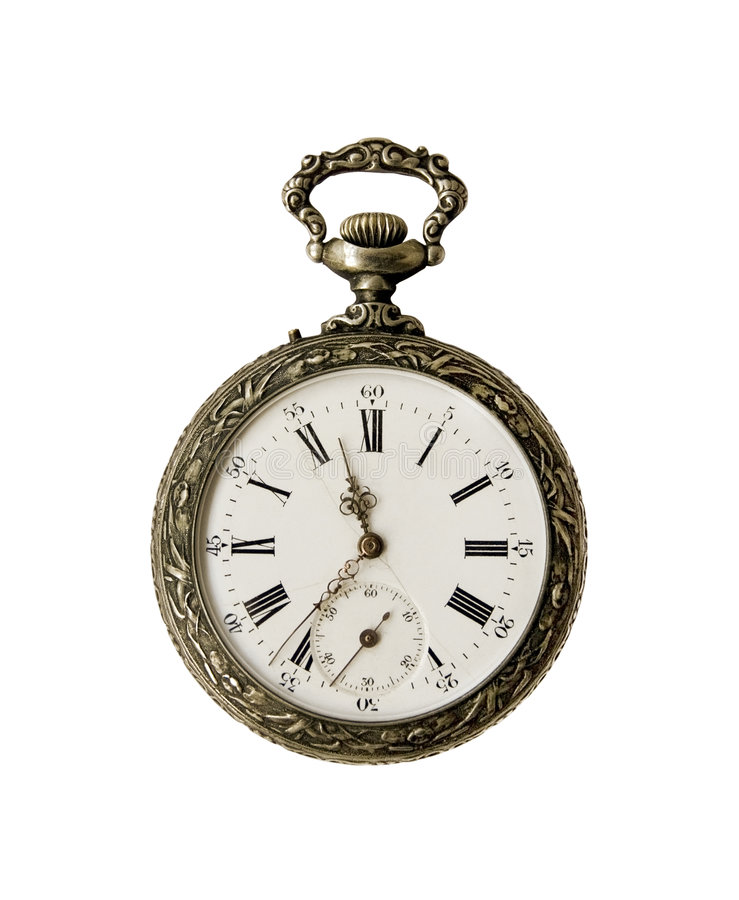 Free Vintage Pocket Watch Stock Photography - 9045222
