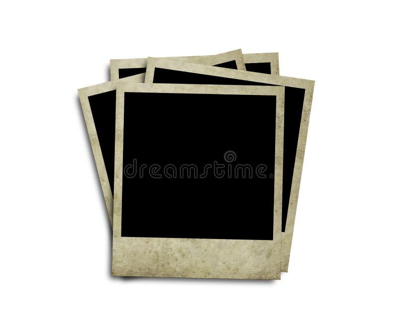 Vintage Polaroid royalty free stock photography