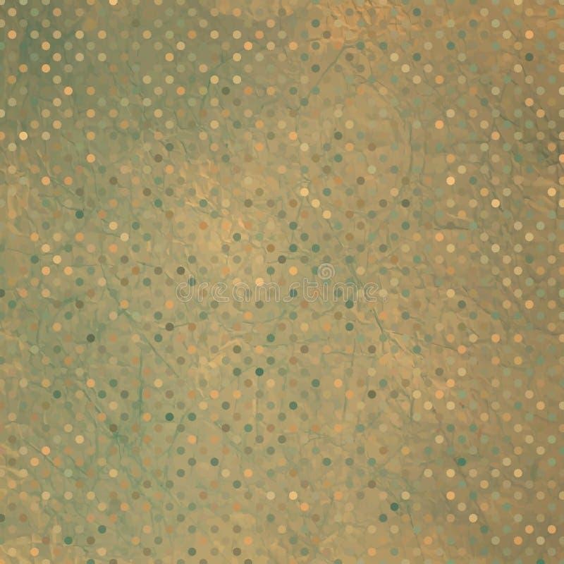 Vintage polka dot texture. EPS 8. Vintage polka dot texture. And also includes EPS 8 vector illustration