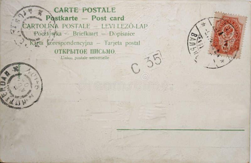 Vintage postcard stock photography