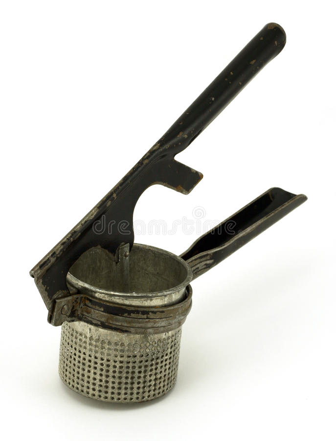 Vintage Potato Masher Stock Photos