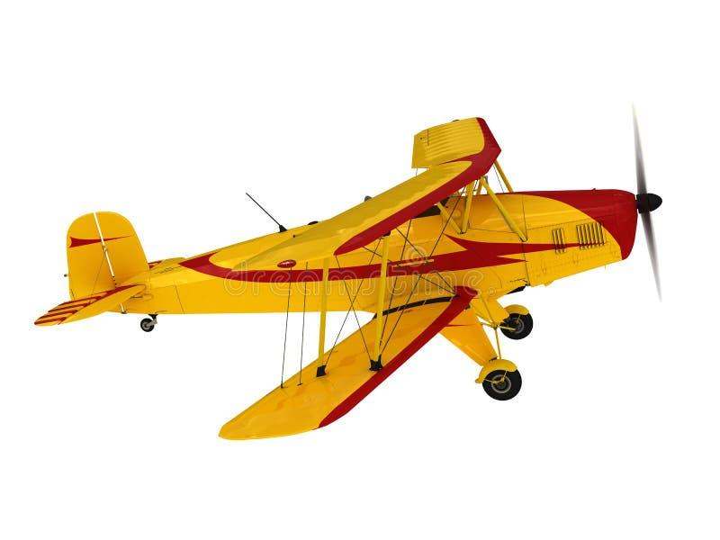 Download Vintage Propeller Biplane Stock Images - Image: 32362344