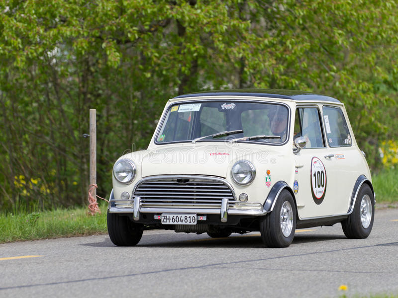 Download Vintage Race Touring Car Morris Editorial Photography - Image: 24756787