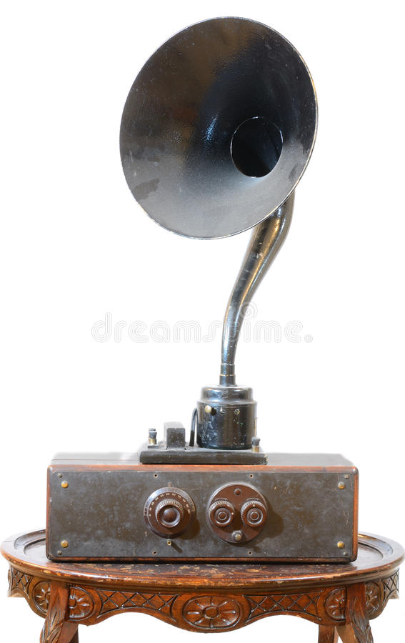 Download Vintage Radio Stock Images - Image: 18178934