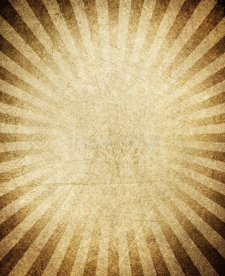 Vintage rays pattern background. The vintage rays pattern background