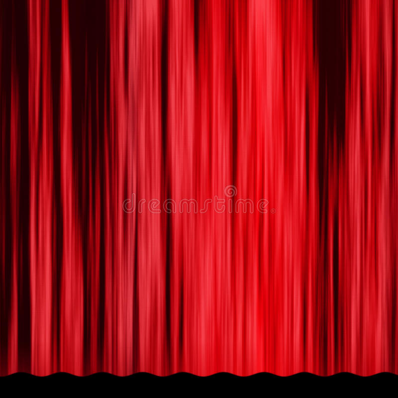 Download Vintage Red Curtain Stock Photos - Image: 29216583