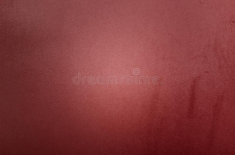 Vintage red leather background texture. Old and dirty royalty free stock photos