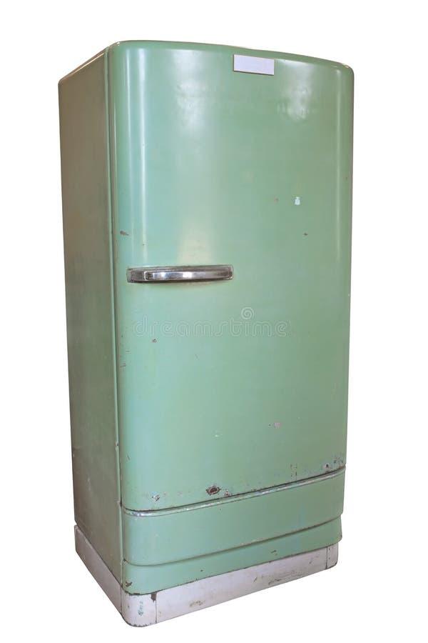 Free Vintage Refrigerator Royalty Free Stock Photo - 22647735